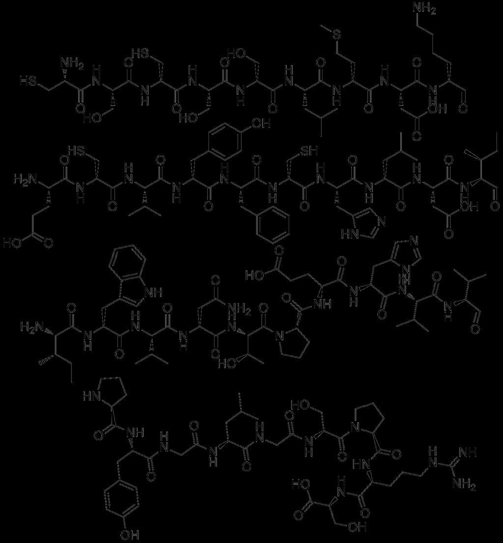 magas vérnyomású peptid