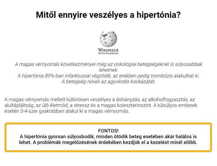 piócák hipertóniára állításának sémái 2 fokú magas vérnyomás 2 kockázata veszélyes