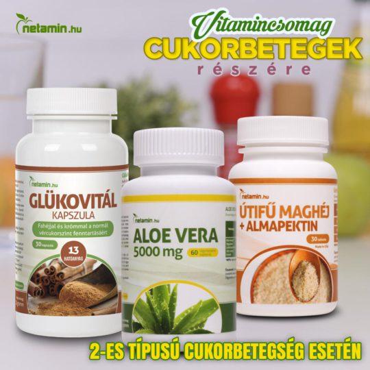 cukorbetegség magas vérnyomás vitaminok