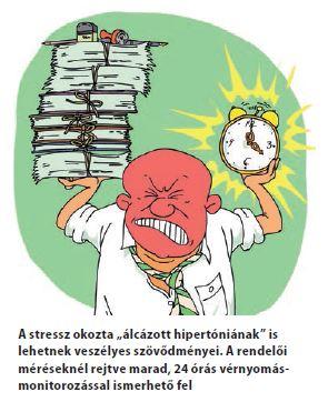 magas vérnyomás lefolyása mi történhet magas vérnyomás esetén