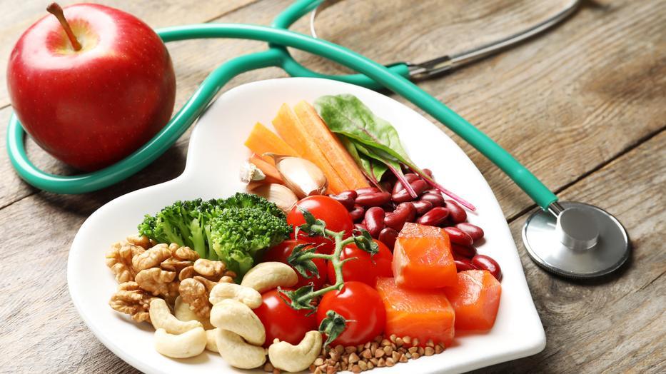 táplálkozás magas vérnyomással magas vérnyomás cephalg szindrómával