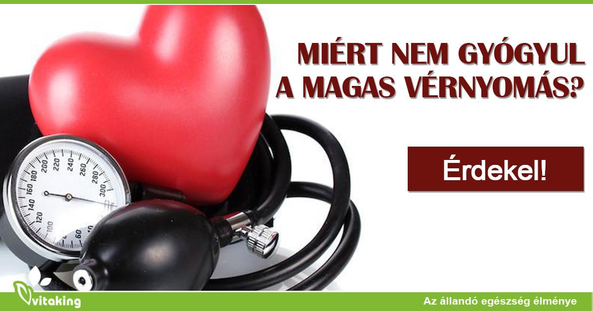 éles nyomásesés magas vérnyomás esetén