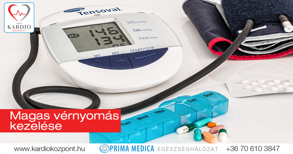 krónikus hepatitis és magas vérnyomás