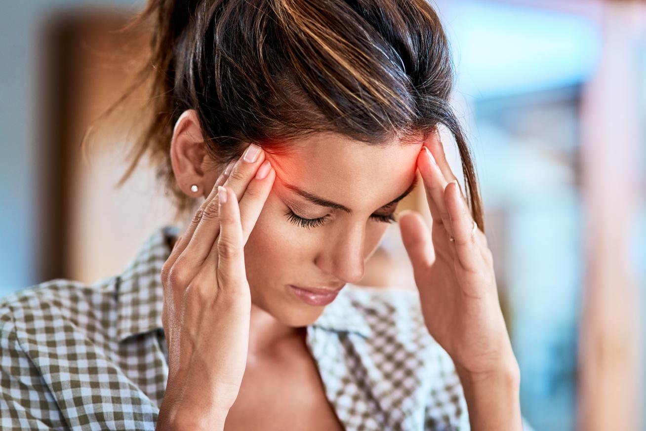 fájdalom a templomokban magas vérnyomás