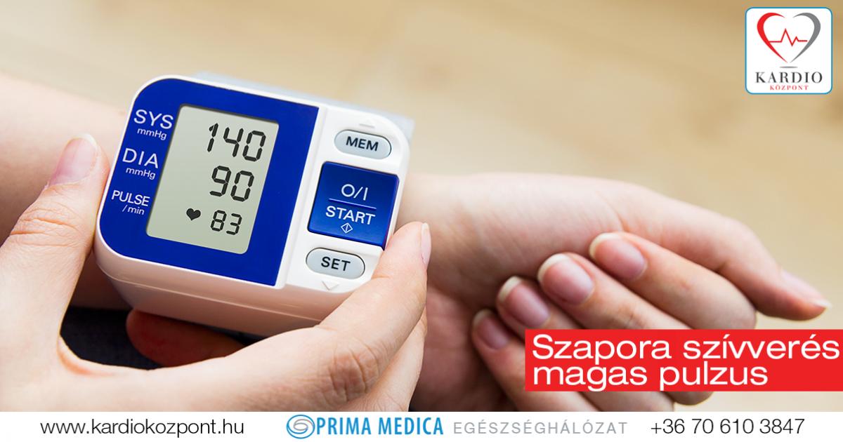 magas pulzusszámú magas vérnyomás magas vérnyomás rajz