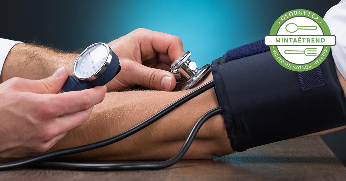 vegetatív vaszkuláris hipertónia mit ehet magas vérnyomás és cukorbetegség esetén