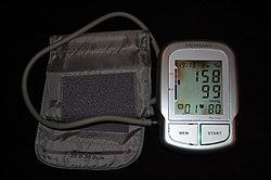 vérnyomás magas vérnyomással a magas vérnyomás ekg-t mutat