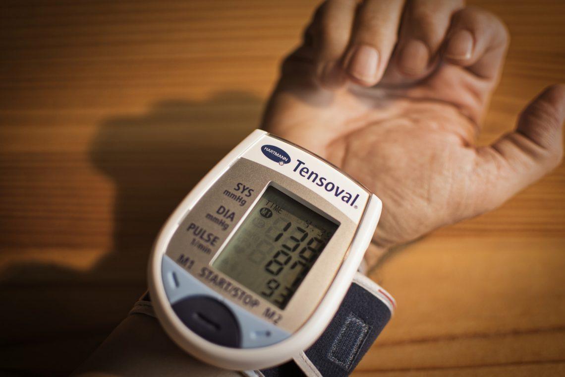 vizelethajtó hatás nélküli magas vérnyomás esetén ICD hipertónia kódok