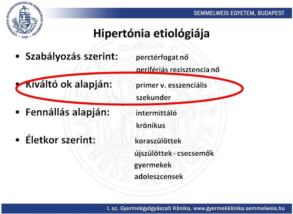 vaszkuláris hipertónia tünetei