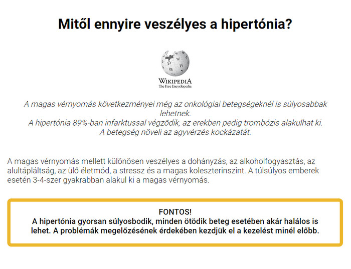 Holter magas vérnyomás vércukorszint hipertóniában